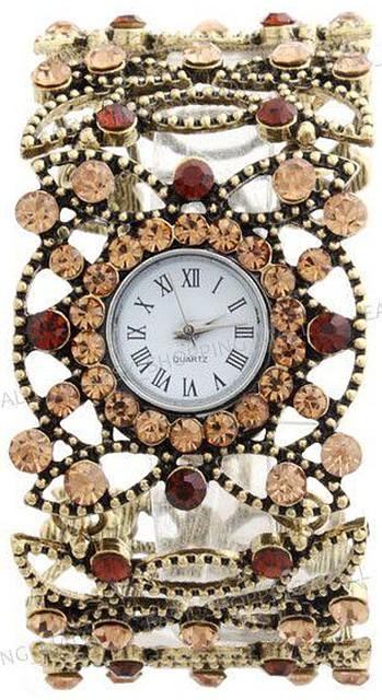 Жіночий наручний годинник - браслет