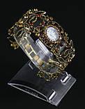 Жіночий наручний годинник - браслет, фото 2