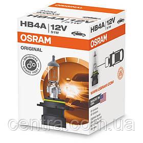 Лампа вспомогат. освещения HB4A 51W 12V P20D (пр-во OSRAM) 9006XS