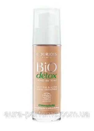 Крем тональный для лица органический Bourjois Bio Detox Organic 58 dark bronze