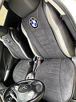 Накидки на сиденья авто из Алькантары универсальные