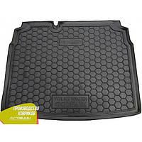 Авто коврик в багажник Volkswagen Golf 5 03-/6 09- (hatchback) (Avto-Gumm) Автогум