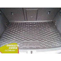 Авто коврик в багажник Volkswagen Golf 7 2013- Hatchback (Avto-Gumm) Автогум