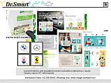 Антибактериальные / Антимикробные наклейки защита от 99,9% микробов, стикеры Ю.Корея Antimicrobial stickers, фото 8