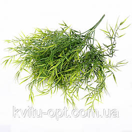 Букет трава декоративная, 38см (5 шт в уп)