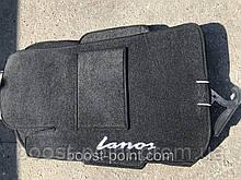 Коврики салона (ворсовые, текстильные) Prestige Lux Daewoo Daewoo lanos (дэу/деу/део ланос) (седан, хетчбек) 1