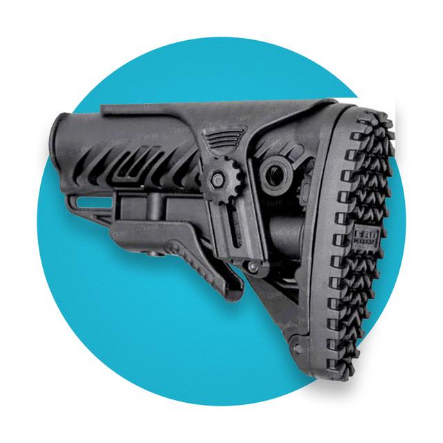 Комплектуючі до зброї