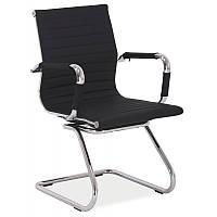 Офисные кресла Q-123 86405, цвет - черный