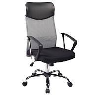 Офисные кресла Q-025 87302, цвет - серый