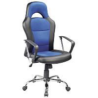Офисные кресла Q-033 89354, цвет - синий