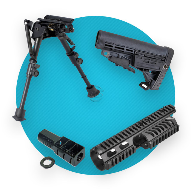Комплектуючі до пневматичної зброї