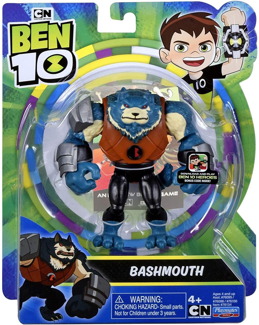 Фігурка Бен 10 Бен 10 Bashmouth Оригінал з США