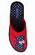 Женские тапочки Belsta с котиками (красные) размер 41, фото 2