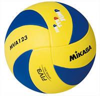 Волейбольный мяч Mikasa MVA123 (облегченный до 12 лет)