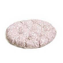 Подушка на стул круглая Фреска D-40см