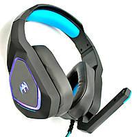 Игровые компьютерные наушники с микрофоном JEDEL GH-205