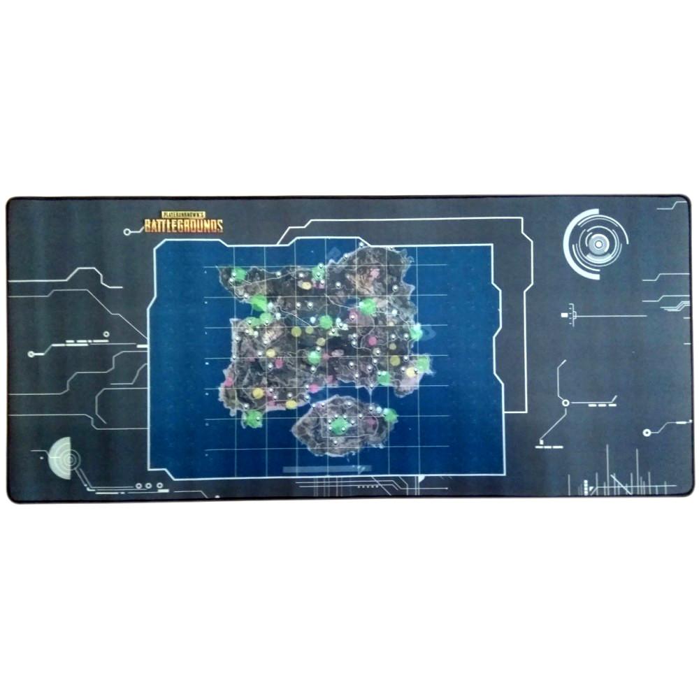 Коврик для мышки Battlegrounds Карта (40*90*0.3CM)