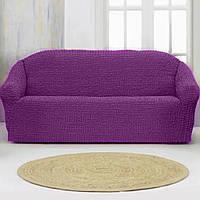 Накидка для дивана Grand 170*230 Фиолетовая