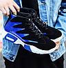 Стильные  мужские кроссовки с яркими вставками, 42 - 44, фото 2