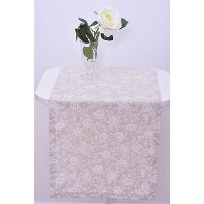 Дорожка  White Rose 120х40 см