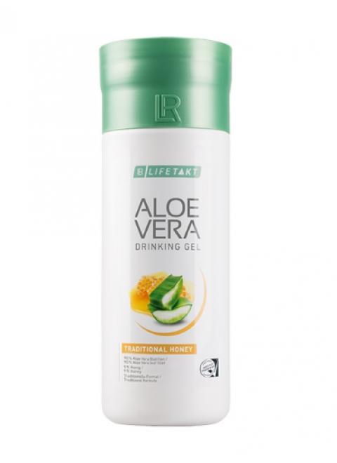 Питьевой гель-сок Алоэ Вера с добавлением мёда  LR