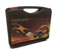 Пускозарядное устройство Jump Starter D28 79800 mAh для автомобильного аккумулятора