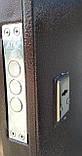 Дверь металлическая входная Стройгост 7-2 Металл/Итальянский орех, фото 3