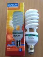Энергосберегающая лампочка Sigalight 65W E40 4100K