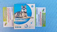 Капли Эффектвет 1,0 мл для собак от блох, клещей, вшей, власоедов. в упаковке 5 ампул, фото 1
