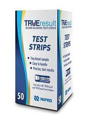 Тест полоски NIPRO True Result 50 шт