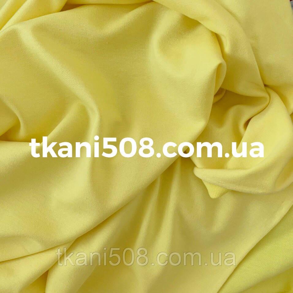 Ткань Двунитка (ЖЁЛТЫЙ ) 2-х нитка