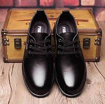 Стильные повседневные мужские туфли, 42-44, фото 2