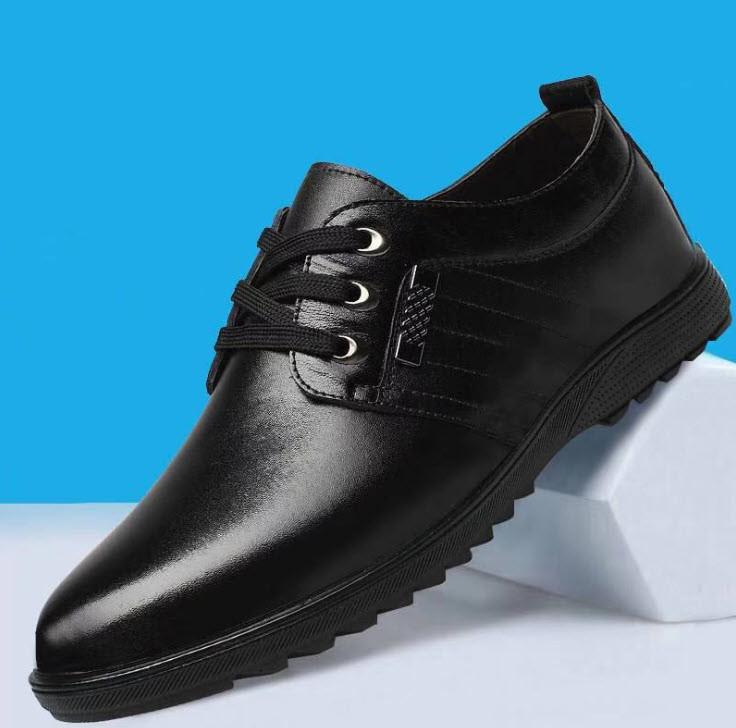 Стильные повседневные мужские туфли, 42-44