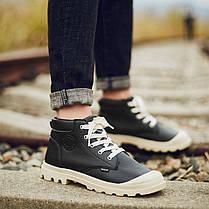 Стильные мужские ботинки кеды, 41, 43, фото 2