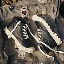 Стильные мужские ботинки кеды, 41, 43, фото 3