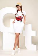 CRC Платье CRC 217-3-0548
