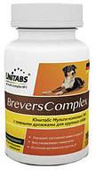 Unitabs BreversComplex витамины для шерсти для крупных собак (Юнитабс)