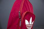 Рюкзак Adidas Original Червоний, фото 4