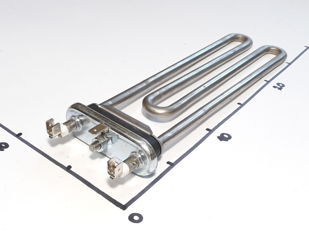 ТЭН для стиральной машины 1950w L-230