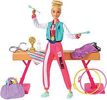 Игровой набор Кукла Барби гимнастка