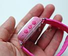 Детские умные часы с GPS Smart Baby Watch Q60 розовые, фото 4