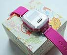 Детские умные часы с GPS Smart Baby Watch Q60 розовые, фото 5