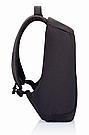 Городской рюкзак Bobby (антивор). Черный. Black., фото 3