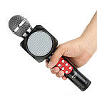 Беспроводной караоке микрофон WSTER WS-1816 черный, фото 5