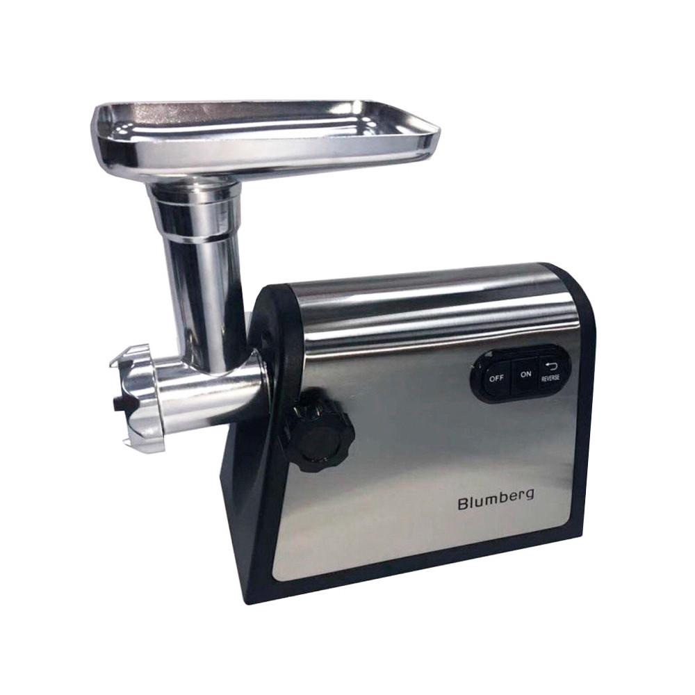 Электро-мясорубка (соковыжималка) Blumberg BM-G28 3000 W, металлик (GS001BGM)