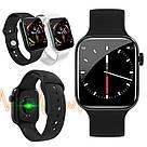 Умные часы Smart Watch W4 сенсорные черные (GS00W4B), фото 3
