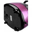 Отпариватель Dsp гладильная система с дезинфицированием 9 режимов работы 2000 Вт 2,5 л Фиолетовый (KD-6016), фото 9