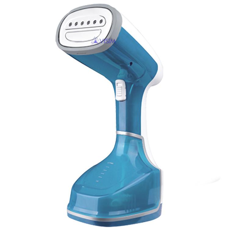 Ручной электрический отпариватель для одежды DSP KD-1074 с насадкой 280 мл 1400 В Cиний