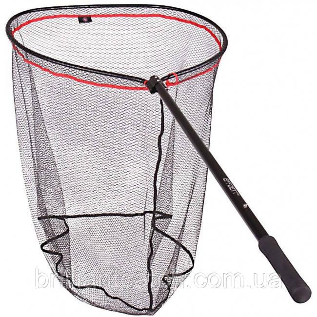 Підсаку DAM Effzett Big Pike Landing Net довжина ручки 1.20 м голова 67см х 60см