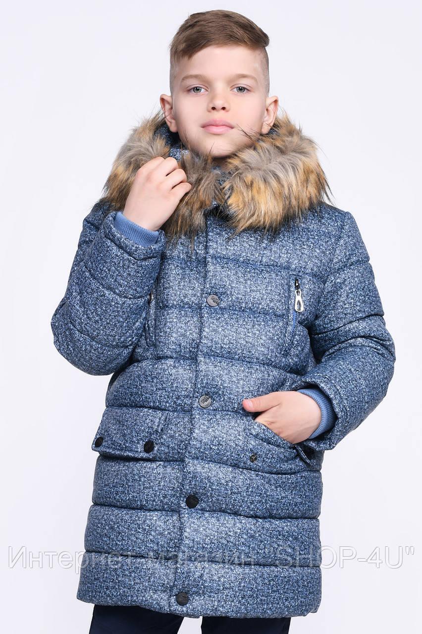 X-Woyz Детская зимняя куртка X-Woyz DT-8274-35